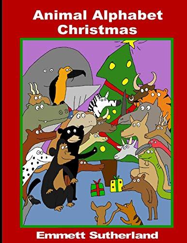 (Animal Alphabet Christmas)