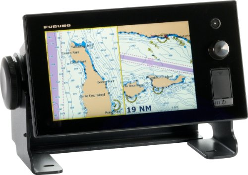 Furuno TZT9 9-Inch LCD Multi-Function Display with Multi-Touch and Time Zero Charting by Furuno