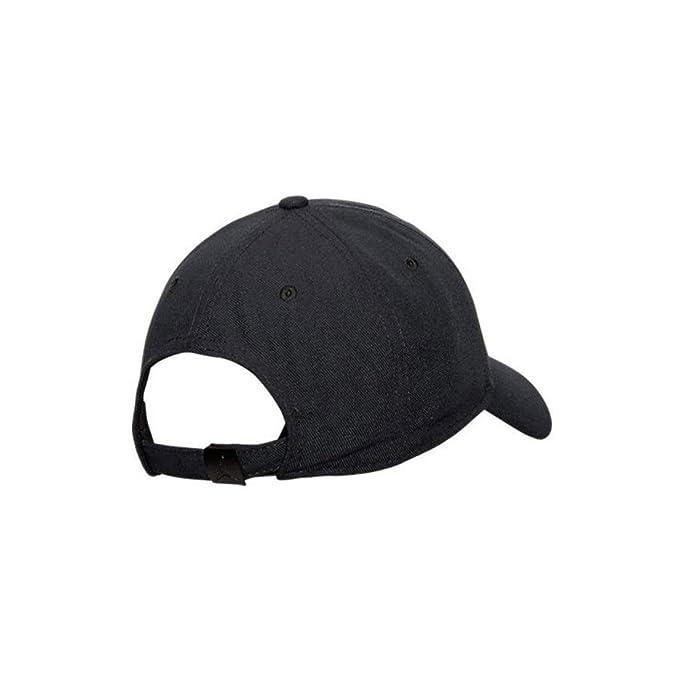 15297935ab9 Amazon.com  Nike Mens Air Jordan Floppy H86 Dad Hat Black Black 847143-010   Sports   Outdoors
