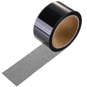 Nastro per Riparazioni Schermo Patch in Fibra di Vetro Nastro di Riparazione in Fibra di Vetro Impermeabile con Adesivo… 1 spesavip