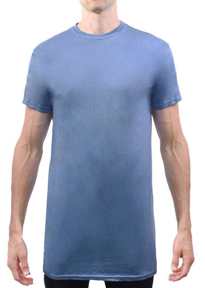 Have It Tall Men's Tall Extra Long Blend T Shirt