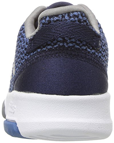 adidas Kids CF Racer TR Running Shoe, Collegiate Navy/Collegiate Navy/Grey, 7K M US Toddler by adidas (Image #2)