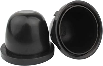Poly  Dome Dust  Cap 90mm 3.54/""