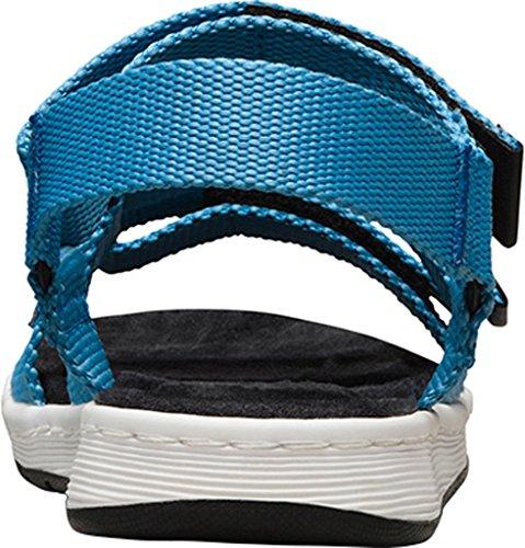 Uomo Blue Martens Mid Sneaker Dr xYOnBW6W