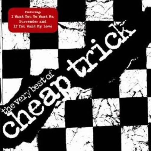 CD : Cheap Trick - The Very Best Of (Portugal - Import)
