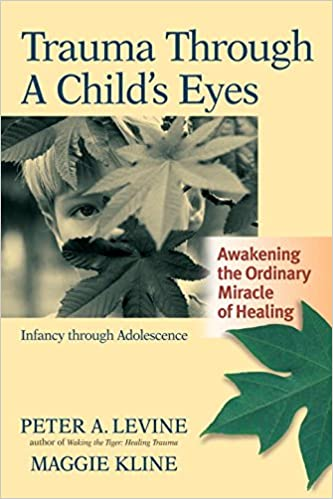 Image result for trauma through a child's eyes levine