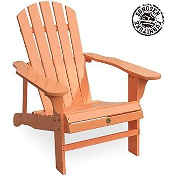 Amazon Com Shine Company Westport Adirondack Chair