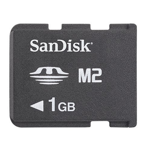 (SDMSPD1024A10 - SanDisk Flash memory card - 1 GB - Memory Stick PRO Duo (Certified Refurbished))