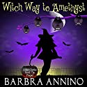 Witch Way to Amethyst: The Prequel: A Stacy Justice Mystery, Book 0 Hörbuch von Barbra Annino Gesprochen von: Erin Fossa