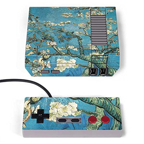 Skinit Van Gogh NES Classic Edition Skin - Almond Branches in Bloom Design - Ultra Thin, Lightweight Vinyl Decal Protection