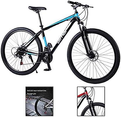 Bicicleta de montaña de 29 pulgadas, bicicleta de carreras 21/24 ...