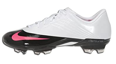 28cab74cd ... get nike mercurial talaria v fg white pink size 12 12 white black 5d1ee  d44a6