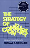 Book cover for The Strategy of Conflict