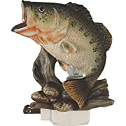 River's Edge Products REP Bass 3D Night Light 1271