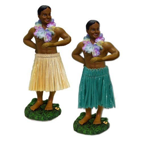 KC Hawaii Dashboard Doll - Hula Dude