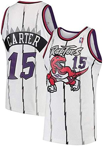 Canotta nba basket maglia Vince Carter jersey Toronto Raptors maglietta S//M//L//XL