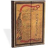Carnet Ultra PAPERBLANKS série Les Manuscrits Estampés modèle Kipling Cantiques des Cantiques