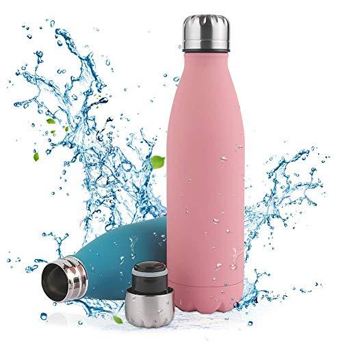 🥇 Botella de Agua Acero Inoxidable-500ml/750ml