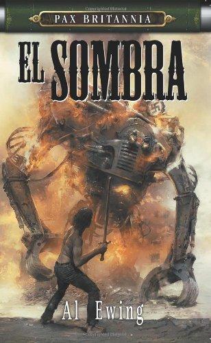 book cover of El Sombra