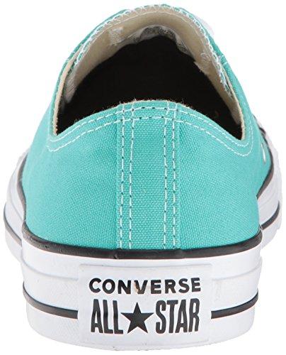 Teal White Ox Seasonal Adulto Sneaker – Unisex Pure Ctas Converse Monochrome qtFx5vnE