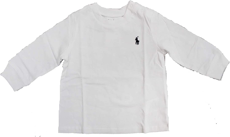 Ralph Lauren Baby Boy Long Sleeve T Shirts Authentic