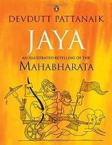 Book Jaya: An Illustrated Retelling of the Mahabharata P.P.T