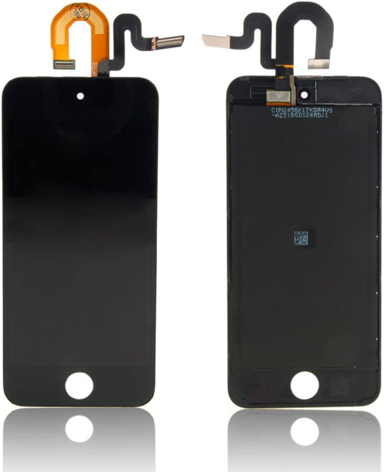 Touch Screen Digitizer and LCD for Apple iPod Touch 5 and iPod Touch 6 - Black