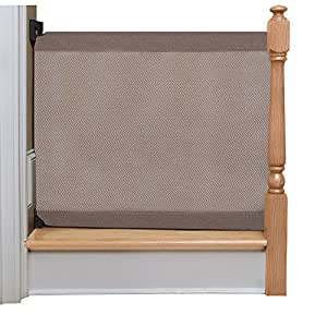 Amazon Com The Stair Barrier Baby And Pet Gate Wall To