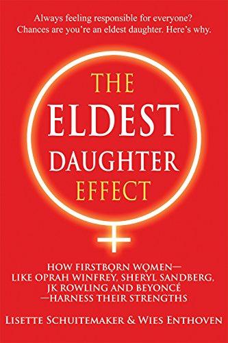 Download PDF The Eldest Daughter Effect - How Firstborn Women--like Oprah Winfrey, Sheryl Sandberg, JK Rowling and Beyoncé--Harness their Strengths