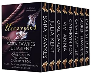 Unraveled Box Set: Billionaires, Bikers and Bad Boys