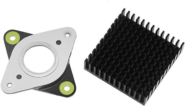 NEMA 17 42 Stepper Vibration Damper  Damper Motor shock absorber With Heat Sink
