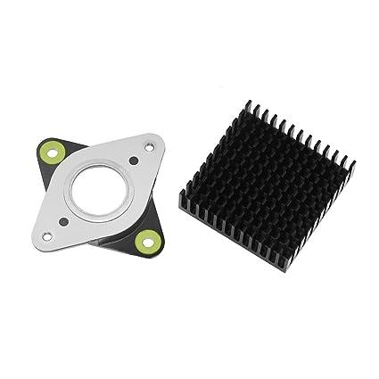 Festnight Aibecy impresora 3D Metal & Rubber Stepper Motor ...