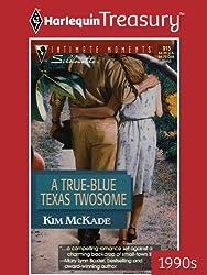 A True-Blue Texas Twosome (March Madness)