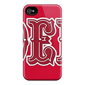 High Quality Cell-phone Hard Cover For Iphone 4/4s (BqU10622kTYN) Customized HD San Francisco 49ers Image