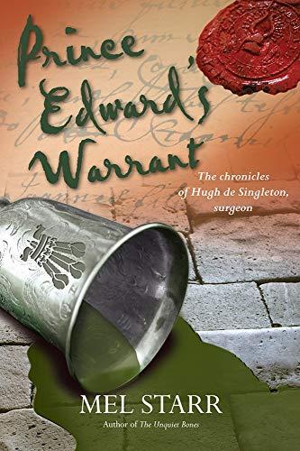 (Prince Edward's Warrant (11) (The Chronicles of Hugh de Singleton, Sur) )