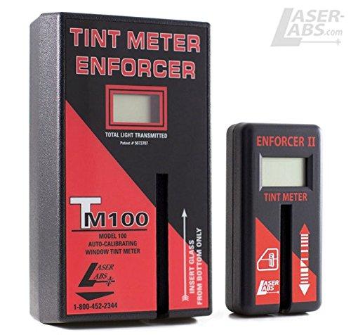 Enforcer II Tint Meter