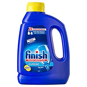 Finish Classic Powder Concentrate, Lemon Sparkle, 1kg
