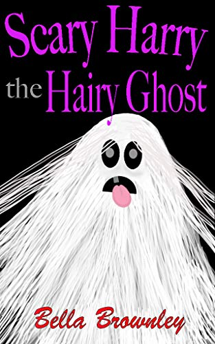 Scary Belle Costumes - Scary Harry the Hairy Ghost: Halloween