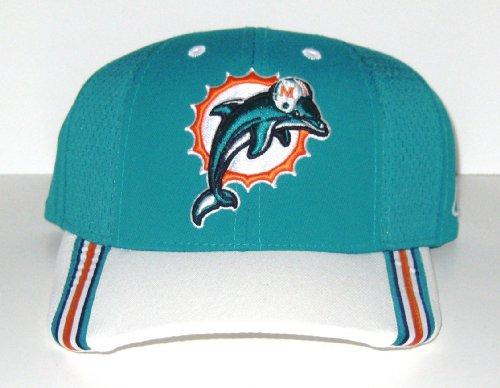 - Miami Dolphins NFL Reebok On Field Side Line Adjustable Hat