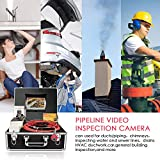 Sewer Pipe Camera, Drain Inspection Camera with