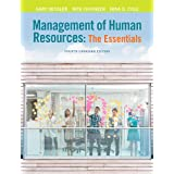 Management of Human Resources: The Essentials, Fourth Canadian Edition (4th Edition)