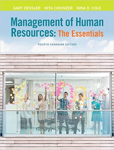 Human Resource Management Gary Dessler 11th Edition Pdf