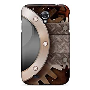 New Arrival Shifting Gears For Galaxy S4 Case Cover