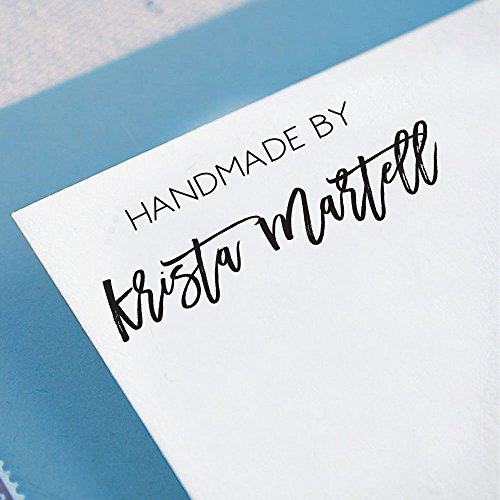 Inking Signature Handmade Personalized Stamper product image