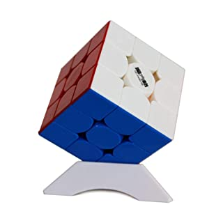 OJIN QiYi Warrior W 3x3 Speed Cube Puzzle Warrior W 3x3x3 Cubo Magico Liscio (Senza Adesivo)