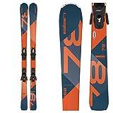 No. 9 – Elan Amphibio 78 Ti Skis