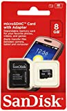 SanDisk 8GB Mobile MicroSDHC Class 4 Flash Memory Card With...