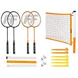 Franklin Sports Classic Badminton Set
