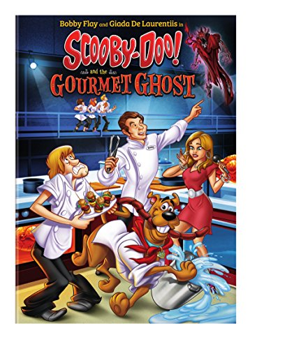 Scooby-Doo! and the Gourmet Ghost (+EC)