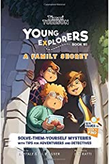 A Family Secret: A Timmi Tobbson Young Explorers Children's Adventure Book (Solve-Them-Yourself Mysteries Book for Boys and Girls age 6-8)(Cover may vary) Hardcover